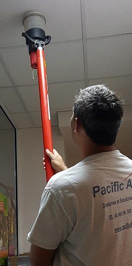 Maintenance Pacific Alarm